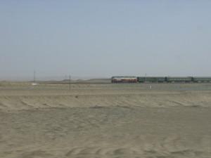 南新疆鉄道ホータンへ延長