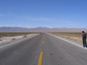 国道109号線