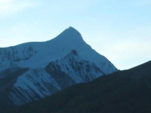 ニンチェンタングラ峰