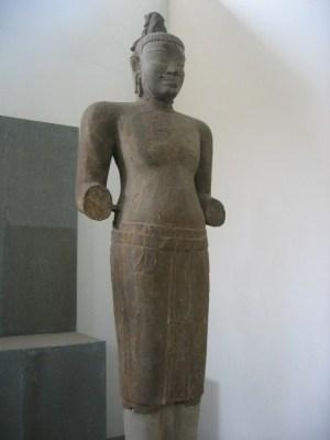 ミソン出土シヴァ神像