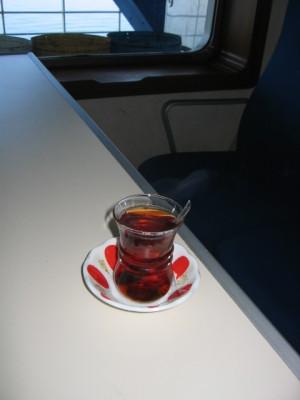 ダーダネルス海峡 お茶