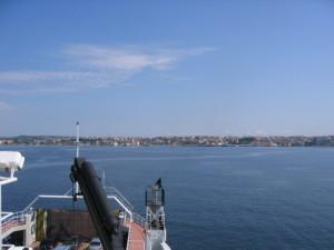 ダーダネルス海峡 ヨーロッパ側