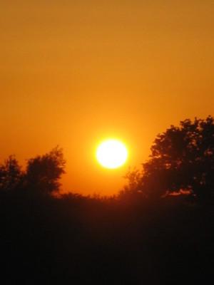 カッパドキア 夕日