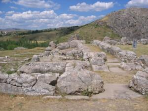 ハットゥシャ 大神殿