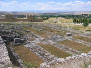 ハットゥシャ 大神殿 貯蔵庫