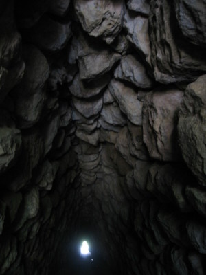 ハットゥシャ イェルカプ(地中の門)