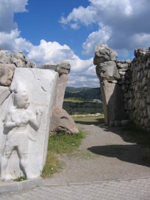 ハットゥシャ 王の門