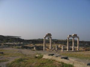 ヒエラポリス アポロン神殿