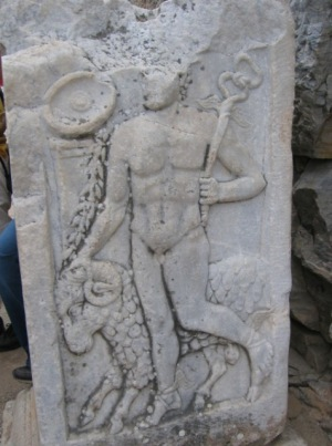 エフェスの遺跡