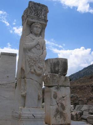 エフェス ヘラクレスの門