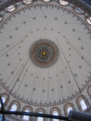 イスタンブール リュステム・パシャ・モスク