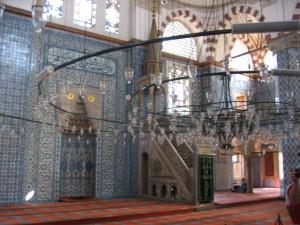 イスタンブール リシステム・パシャ・モスク