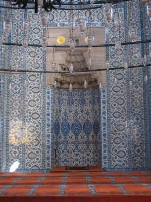 イスタンブール リシュテム・パシャ・モスク