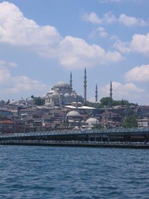 イスタンブール旧市街