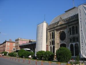 イスタンブール シルケシ駅