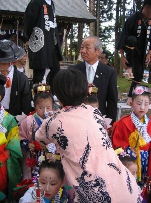 群馬 中之条 祇園祭