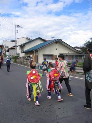 吾妻郡 中之条 祇園祭