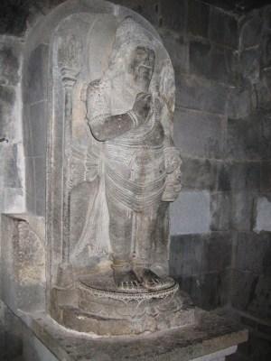 プランバナン寺院 シヴァ堂 アガスティア像