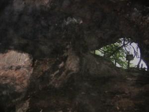大岩仙人窟