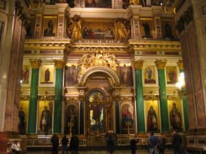サンクトペテルブルク 聖イサク寺院