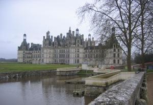 フランス シャンボール城