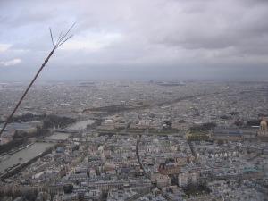 パリのセーヌ河