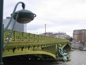 パリ ミラボー橋