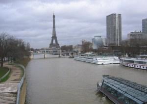 パリ・白鳥の小道