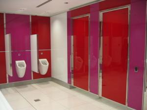 シャルル・ド・ゴールのトイレ