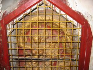 バガン アーナンダー寺院 釈迦誕生