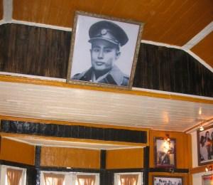 ヤンゴン アウンサン将軍