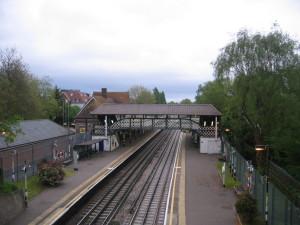 ルイスリップ駅