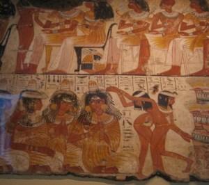ネブアミンの壁画