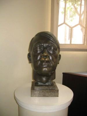 フリージア隊博物館 ヒトラー