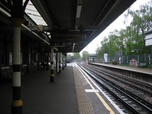 Ruislip駅