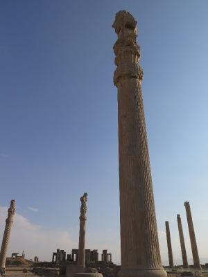 ペルセポリス 謁見の間アパダーナ
