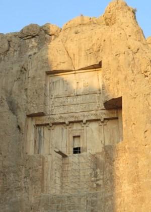 ナクシュ・ロスタム クセルクセス1世の墓