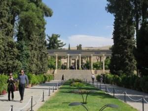 シラーズ ハフェズ廟