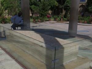 シラーズ ハーフェズ廟