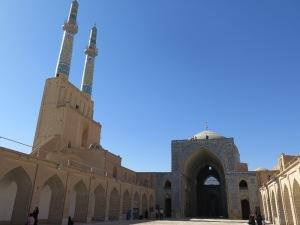 ヤズド 金曜日のモスク
