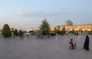 イスファハン イマーム広場