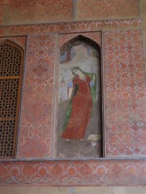 イスファハン アリ・カプ宮殿
