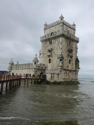 リスボン ベレンの塔