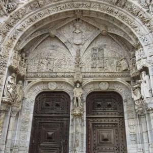 リスボン ジェロニモス修道院