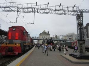 シベリア鉄道 T3M7A
