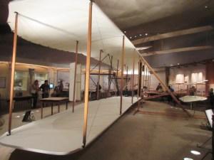 ライトフライヤー号 航空宇宙博物館
