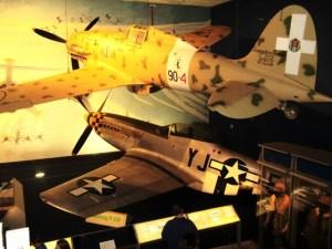 マスタング(米) 航空宇宙博物館