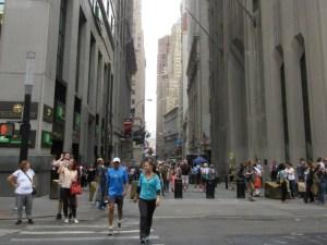 ウオール・ストリート