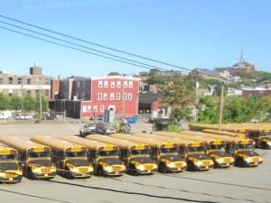 ボストン スクールバス