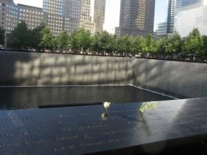 9・11メモリアル SOUTH POOL